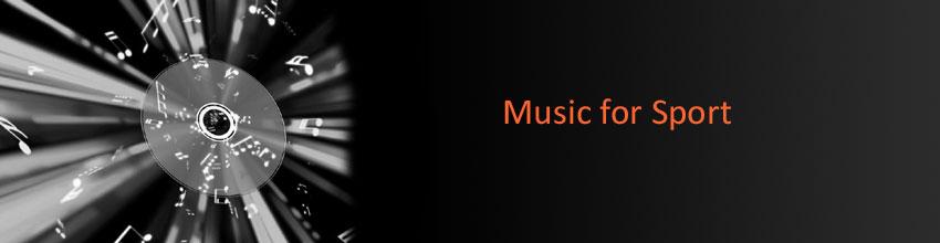 Muziek voor Sport, Spinning en Fitness